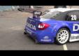 Dacia Logan STCC Racer разгоняется с 0-100 км/ч за 3 секунды