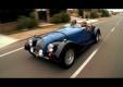 Джей Лено пробует двигателем V8 Morgan Plus 8