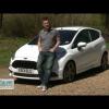 Евро тест-драйв горячего Ford Fiesta ST