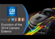 GM говорит о эволюции 2014 Camaro Coupe