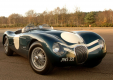 Фото Jaguar c-type 1951-53