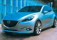 Летом будет рассекречена обновленная Mazda-3