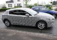 Интерьер хэтчбека Mazda3 2014 года, пойманный шпионами