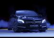 Mercedes-Benz CLA 250 GT-R небольшое рекламное видео о тюненг дизайне