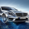 Немного детальной информации о Mercedes-Benz S-Class 2014 года
