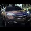 Новый концепт от Acura  джип-X приведет для китайского рынка