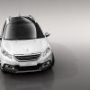 Стартовая стоимость нового небольшого кроссовера Peugeot 2008 в Великобритании составляет £12,995