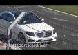 Почти неприкрытый 2014 Mercedes-Benz S-Class попадает под камеру