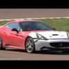 Прототип Ferrari California, вероятно, оснащенный V8 Turbo