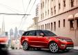 Осенью выпустят новую гибридную версию Range Rover Sport