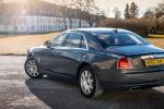 Миллионер поневоле. Внезапный тест-драйв роскошного седана Rolls-Royce Ghost