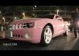Розовый Chevy Camaro в Дубае