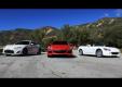 Subaru BRZ, Mazda RX-8 и Honda S2000 — Какие из них вам нравится?