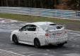 Смотрим на прототип Subaru WRX 2015, пойманный в Нюрбургринге