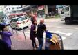 Сумасшедший водитель воспроизводит гонки GTA в реальной жизни в Гонконге