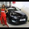Видео Тест-драйв Kia Optima 2013
