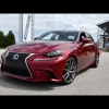 Тест-драйв Lexus IS350 2014 F-Sport