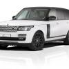 Тюнинг от Lumma Design для Range Rover 2013