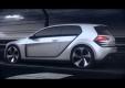 Видение VW дизайн концепции GTI Golf