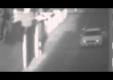 Водитель BMW чуть не убил велосипедиста на Беверли-Хиллз
