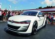 Первые фотографии концепта Volkswagen Design Vision GTI или Golf Super GTI