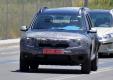 Небольшой внедорожник Dacia Duster готовиться к первой процедуре фейслифтинга