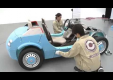 Дизайн концепт кара Toyota Camatte 57s Tokyo Toy Show 2013