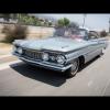 Джей Лено хвастается ребристым и хромированным 1959 Oldsmobile Супер 88