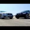 Классический тест между BMW 750Li и Jaguar XJL