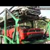 Lamborghini, Ferrari и другие роскошные автомобили сгорели на дороге