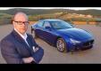 Maserati объясняет главные дизайнерские линии нового Ghibli