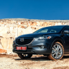 Обживаемся в обновлённом кроссовере Mazda CX-9