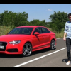 Новый 2014 Audi A3 седан видео отзыв