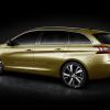 Представили новый Peugeot 308 Station Wagon