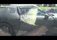Прототип Ford Mustang 2015 на дороге