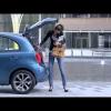 Рестайлинговая Nissan Micra получила обновленную внешность