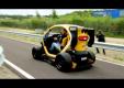 Себастьян Феттель презентует Zoe и Twizy Renault Sport F1