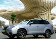 Российские дилеры начали принимать заявки на новый Subaru Forester