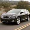 Toyota Venza: сегодня — первый тест-драйв