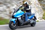 В ноябре будут выданы права водителям скутеров