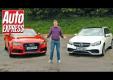 Audi RS6 Avant против Mercedes E63 AMG Estate