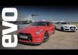 Audi RS6 против Audi RS4… и Nissan GT-R
