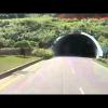 Что перевернуло грузовик в туннеле?
