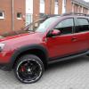 Dacia Duster получит «Великолепный» тюнинг от LZParts