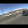 Добрый мотоциклист спас чашку кофе от верной смерти