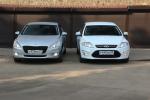 Ford Mondeo vs Peugeot 508: Мало себе позволяют