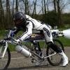 Реактивный велосипед разгоняется до 263 км/ч