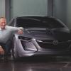 Концепт Opel Monza был представлен во Франкфурте