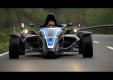 Крис Харрис тестирует автомобиль Formula Ford с 1,0 литровым EcoBoost