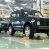 На конвейер вновь поступила Lada 4×4